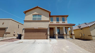 El Paso TX Single Family Home For Sale: $219,950