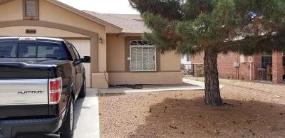 El Paso TX Single Family Home For Sale: $119,950