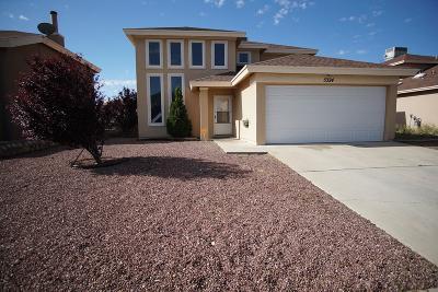El Paso Rental For Rent: 5324 Lucio Moreno Drive