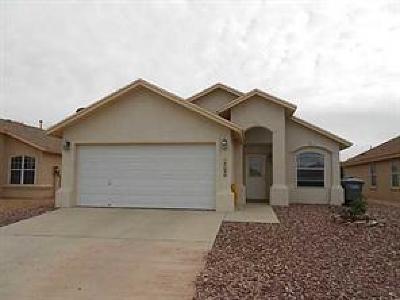 El Paso Rental For Rent: 14080 Tierra Leona Drive
