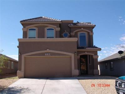 El Paso Rental For Rent: 13184 Kestrel