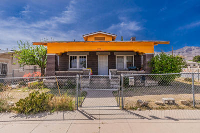 Multi Family Home For Sale: 1229 N Estrella Street