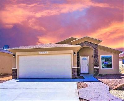 El Paso TX Single Family Home For Sale: $156,950