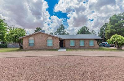 Single Family Home For Sale: 4817 Caseta Road