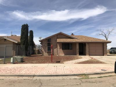 El Paso Single Family Home For Sale: 6721 Heartstone Court