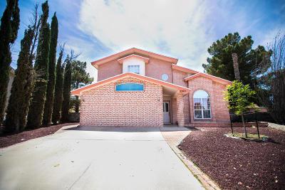 Vista Hills Single Family Home For Sale: 2301 John Cox Place