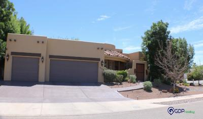 El Paso Single Family Home For Sale: 6150 Whistling Swan Place