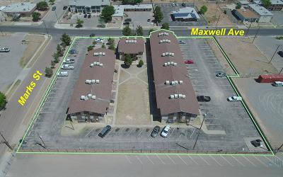 El Paso Multi Family Home For Sale: 4700 Maxwell Avenue