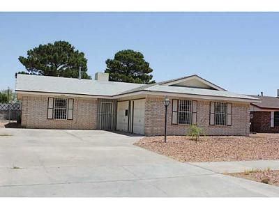 El Paso Rental For Rent: 10661 Birthstone Drive