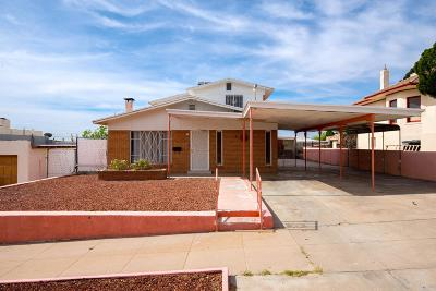 Single Family Home For Sale: 2720 Altura Avenue