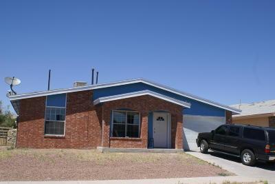 Horizon City Single Family Home For Sale: 14557 Puerto Del Carmen Street