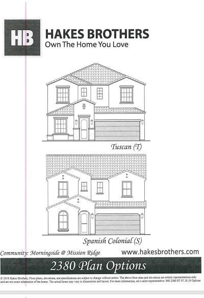 El Paso Single Family Home For Sale: 1045 Shields Street