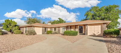 Chaparral Park Single Family Home Pending Accepting Offers: 7136-7138 Orizaba Avenue