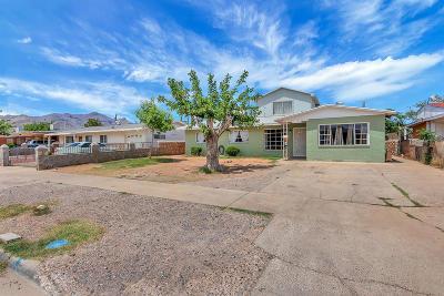 Single Family Home For Sale: 4941 Maxwell Avenue Avenue
