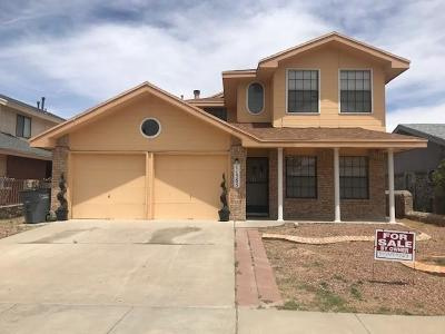 Vista Hills Single Family Home For Sale: 11585 Stockmeyer Drive