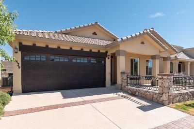 Horizon City Single Family Home For Sale: 13539 Halifax Street