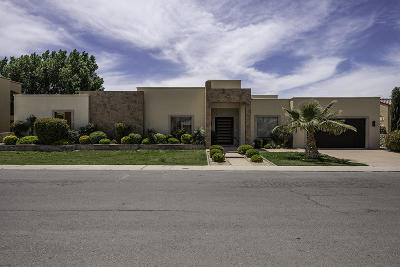 El Paso Single Family Home For Sale: 4049 Boy Scout Lane