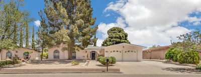 Vista Del Sol Single Family Home Pending Accepting Offers: 1704 Tom Bolt Drive