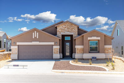 Single Family Home For Sale: 7858 Enchanted Cliff Drive