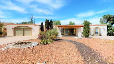 Single Family Home For Sale: 9513 Desert Hills Lane