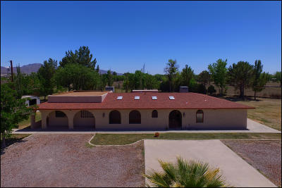 El Paso Single Family Home Pending Accepting Offers: 6622 Morrill Road