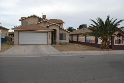 El Paso Single Family Home For Sale: 10213 Valle De Oro Drive