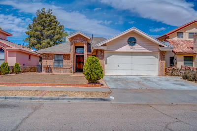 Single Family Home For Sale: 1465 Gene Torres Drive