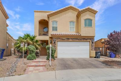 Las Palmas Single Family Home For Sale: 11629 Saint Thomas Way