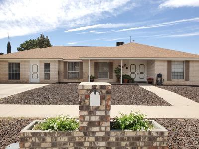 Single Family Home For Sale: 6949 Granero Drive