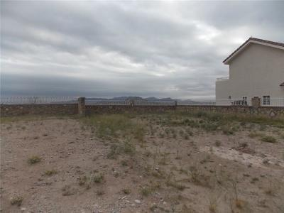 El Paso Single Family Home For Sale: 252 Hidden Crest Circle