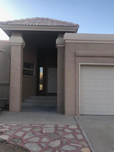 Single Family Home For Sale: 7111 Desert Jewel Drive