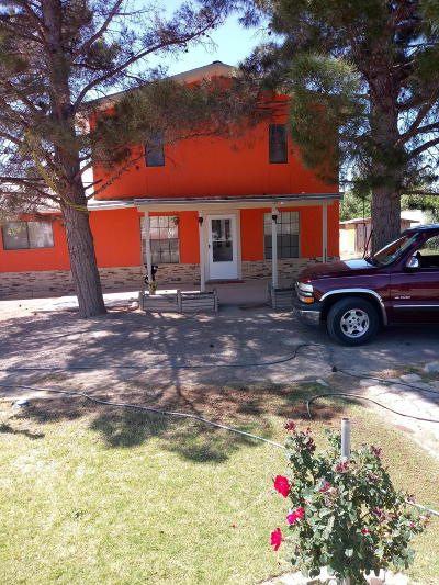 San Elizario Single Family Home For Sale: 620 Don Paco Drive