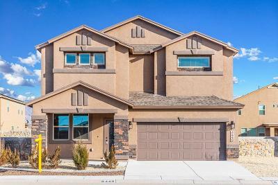 Single Family Home For Sale: 6448 Villaggio Drive