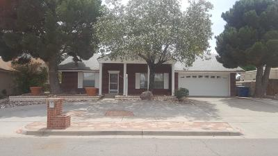 Single Family Home For Sale: 11444 Tom Ulozas Drive