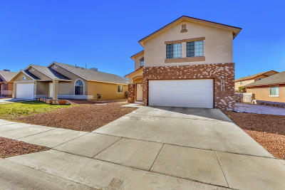 Single Family Home For Sale: 14192 Rudy Valdez Drive