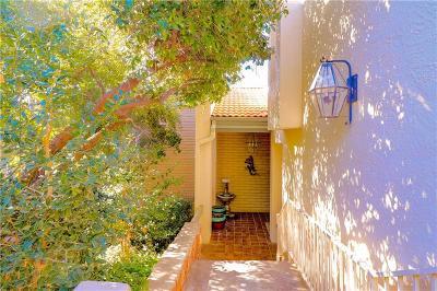 El Paso Condo/Townhouse For Sale: 5937 Mira Hermosa Drive
