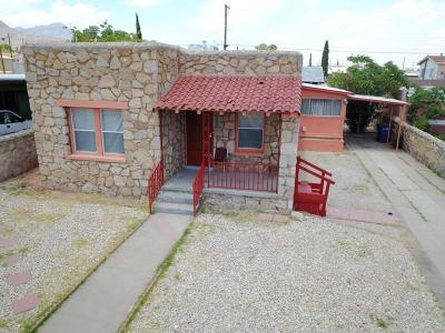 Single Family Home For Sale: 3815 Jefferson Avenue