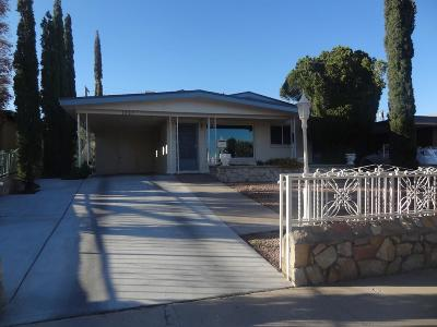Single Family Home For Sale: 2605 Mountain