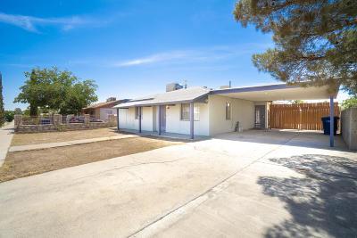 Single Family Home For Sale: 4720 Sierra Vista Drive