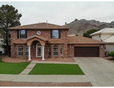 Single Family Home For Sale: 904 Via De La Paz Drive