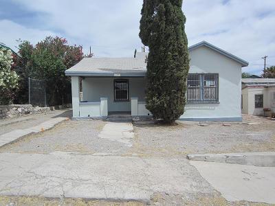Single Family Home For Sale: 2505 San Jose Avenue