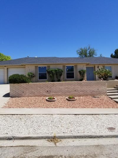 Chaparral Park Single Family Home Pending Accepting Offers: 356 Desert Cove Lane
