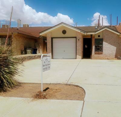 El Paso Multi Family Home For Sale: 5759 Sean Haggerty Drive #A