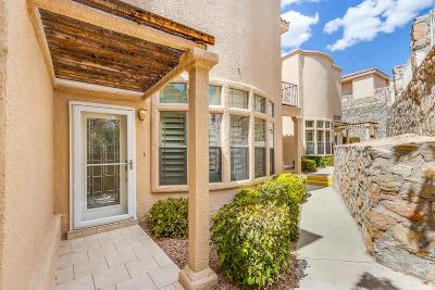 Condo/Townhouse For Sale: 5939 Bandolero Drive #I