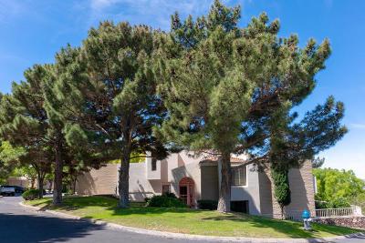 Condo/Townhouse For Sale: 5947 Mira Hermosa Drive