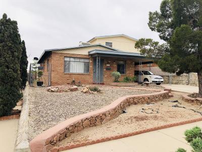 Single Family Home For Sale: 3512 Broaddus Avenue