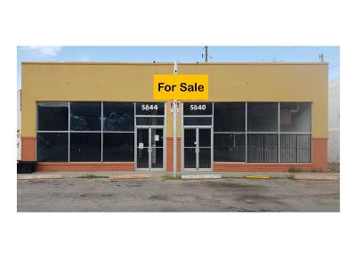 Commercial For Sale: 5840 Alameda Avenue