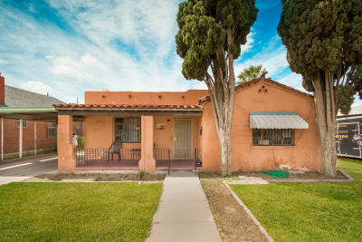 Single Family Home For Sale: 3406 La Luz Avenue
