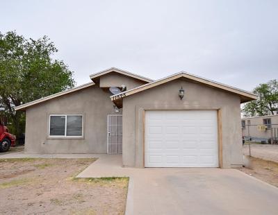 Socorro Single Family Home For Sale: 11525 Ellen Drive