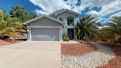 El Paso Single Family Home For Sale: 6068 Los Pueblos Drive